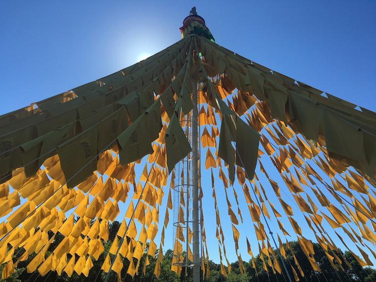 templo budista no brasil khadro ling oracoes