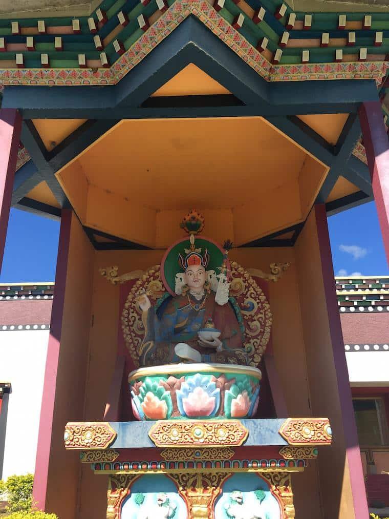 templo budista no brasil khadro ling riponche
