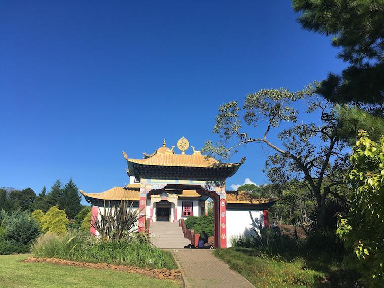 templo budista no brasil khadro ling terra pura