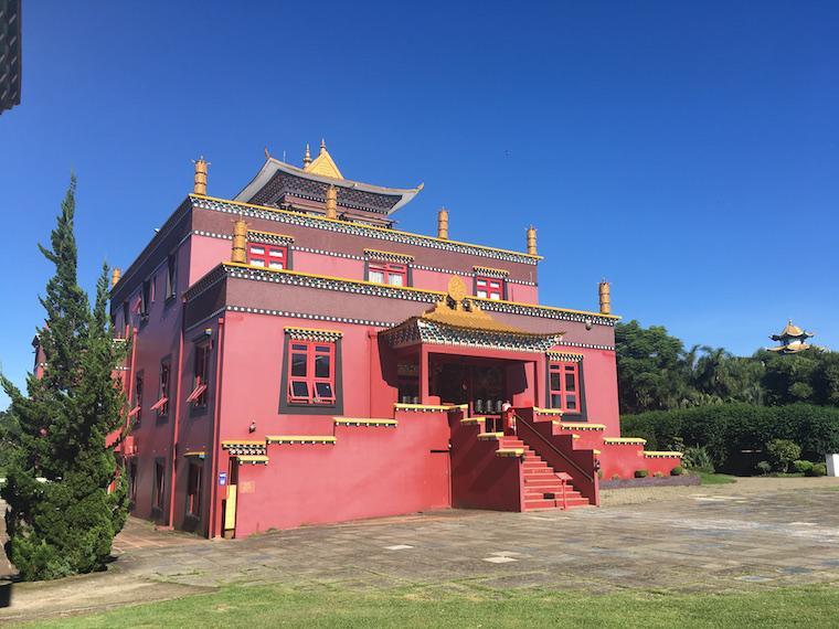 templo budista no brasil khadro ling