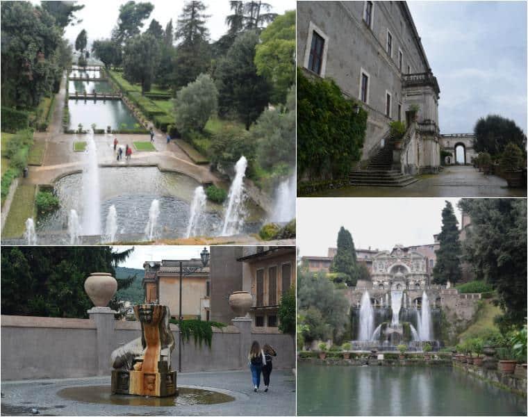 Tivoli Villa dEste Italia