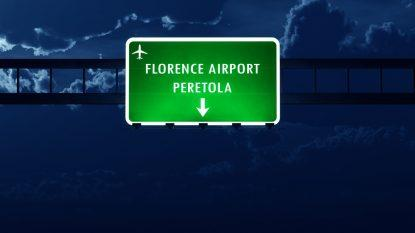 Como sair dos Aeroportos de Florença e Pisa para o centro