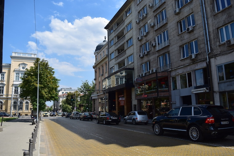 aluguel de carro na europa bulgária