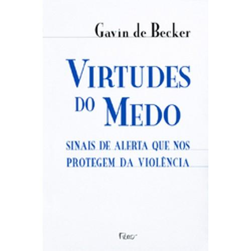 capa virtudes do medo gift of the fear
