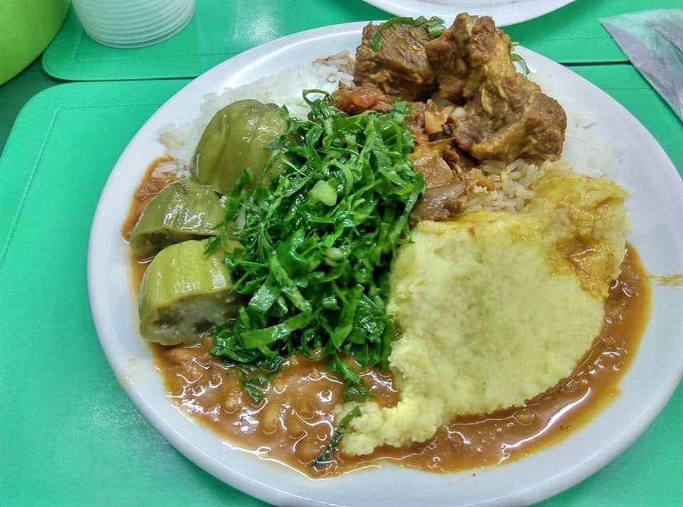 comida mineira pratos típicos