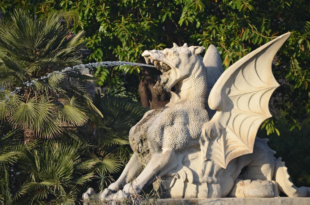 Dragões em Barcelona