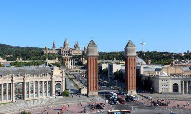 Visita ao Parque de Monjuïc, em Barcelona