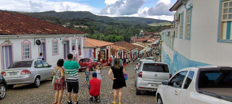 Pirenópolis, Goiás: cidade histórica e cachoeiras no cerrado