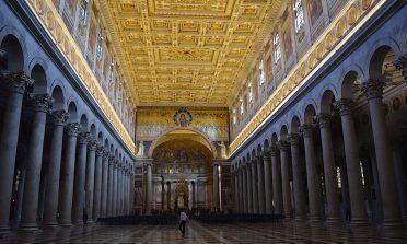 Roma fora do centro: a Basílica Papal de São Paulo Fora dos Muros