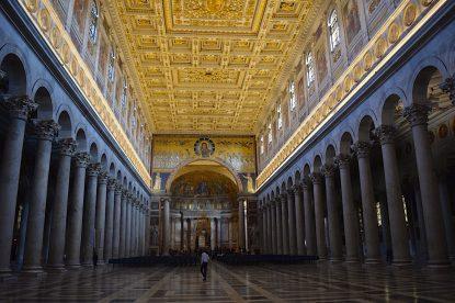 5 passeios diferentes em Roma e arredores