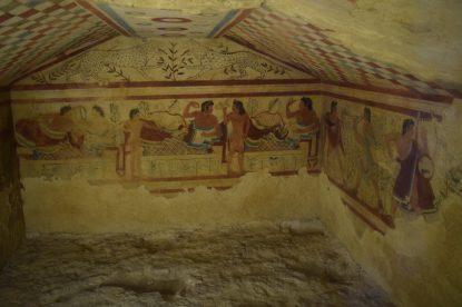 Tarquinia, Itália: a cidade dos Etruscos