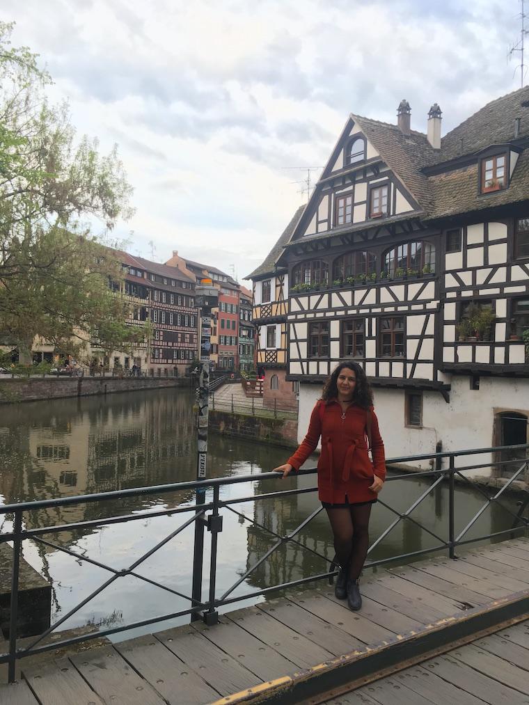 Estrasburgo petit france luiza