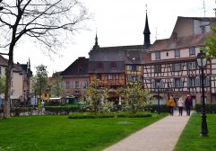 Roteiro de 4 dias na Alsácia, França, sem carro