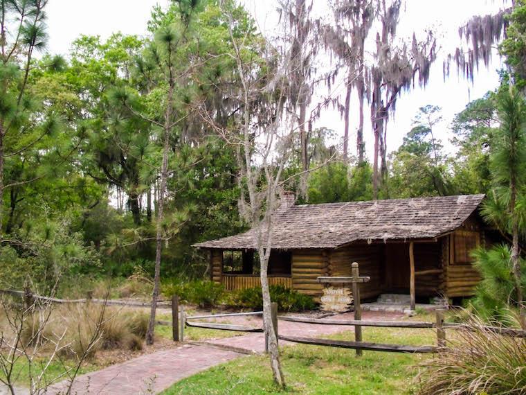 Cabanas de madeira Shingle Creek