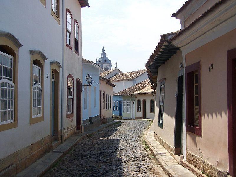 cidades históricas de minas
