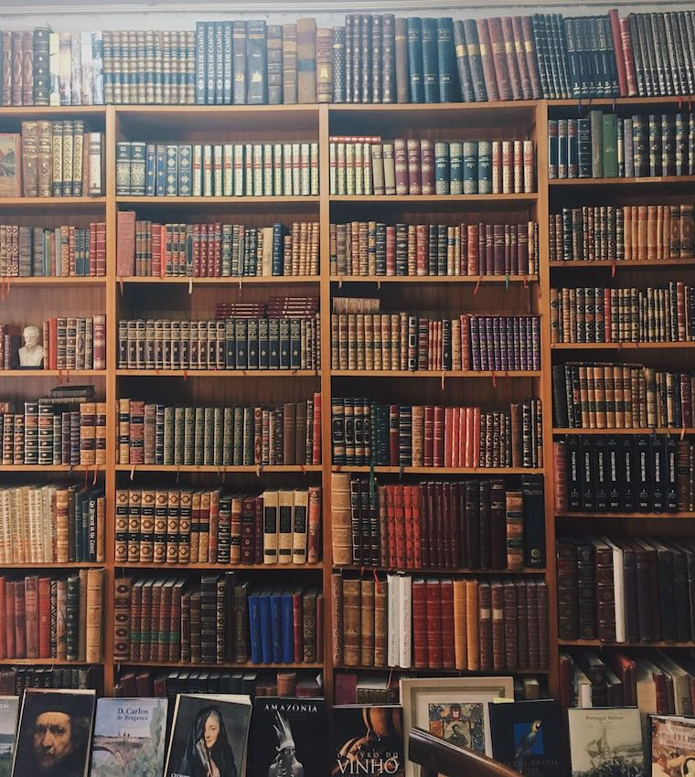 livraria academica porto