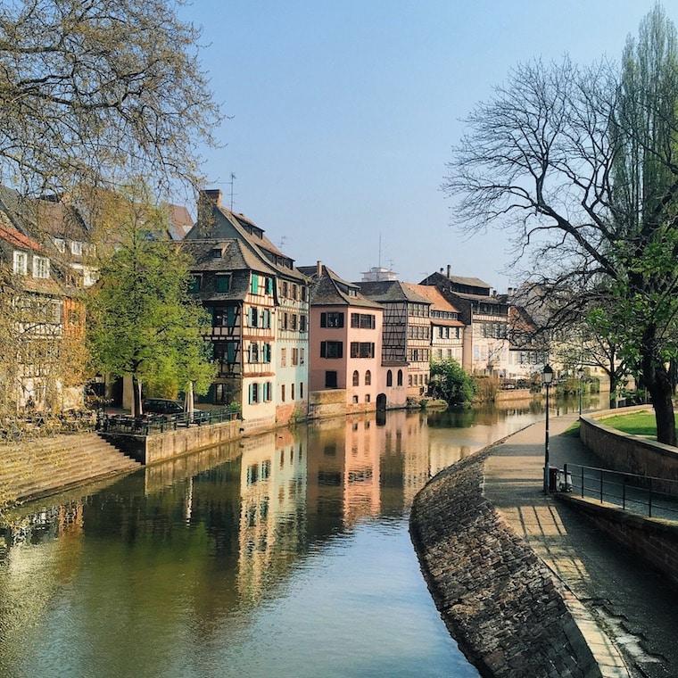 o que fazer em estrasburgo frança canais