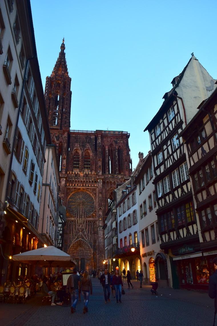 o que fazer em estrasburgo frança catedral