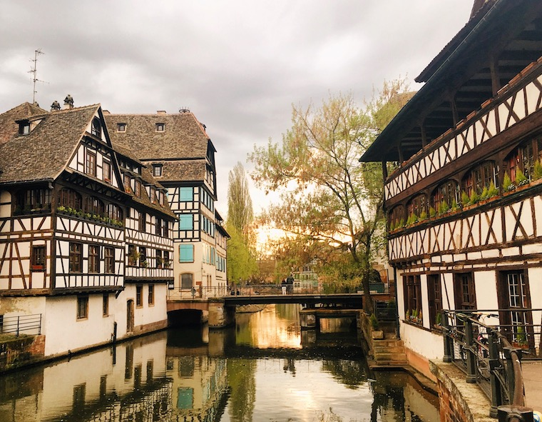 o que fazer em estrasburgo frança petit france