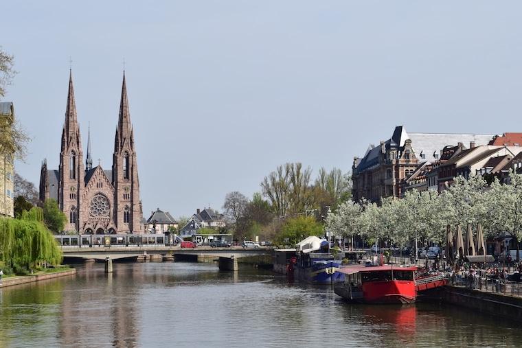 o que fazer em estrasburgo frança rio ill
