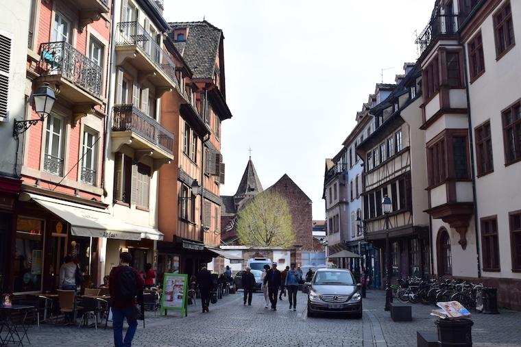 o que fazer em estrasburgo frança rua