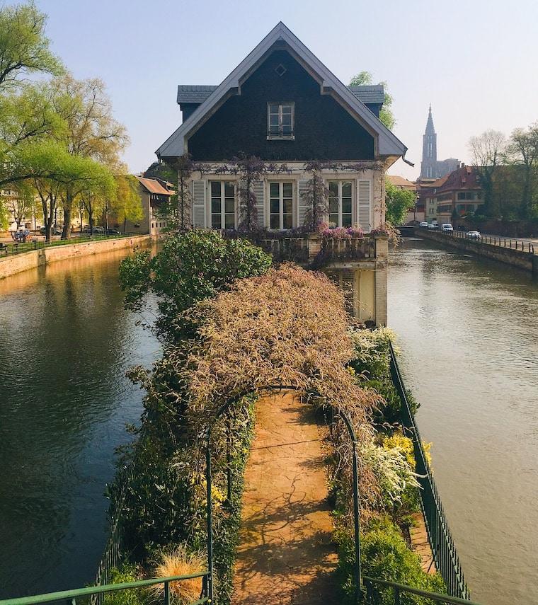 o que fazer em estrasburgo frança