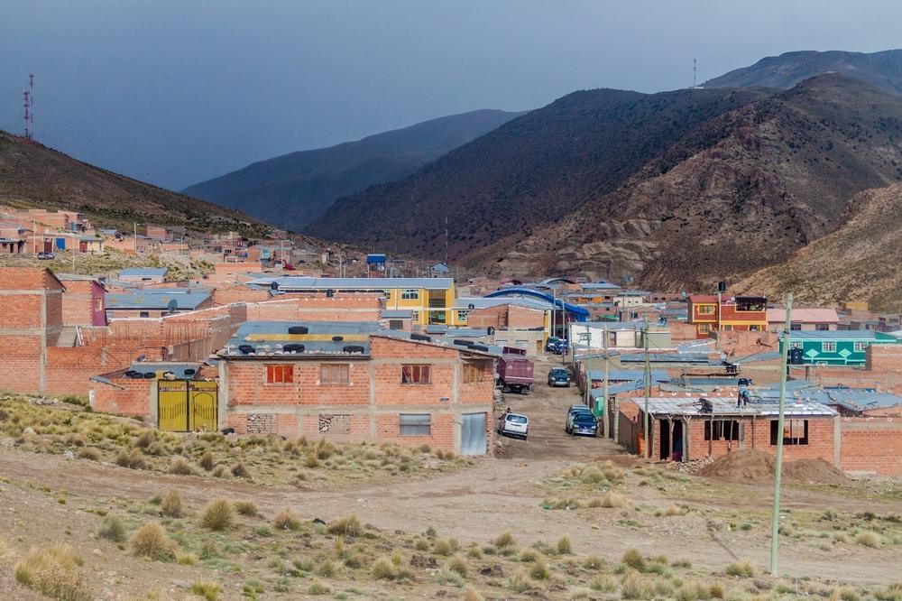 Potosi na Bolívia