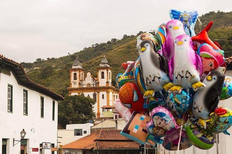 roteiro cidades históricas de Minas