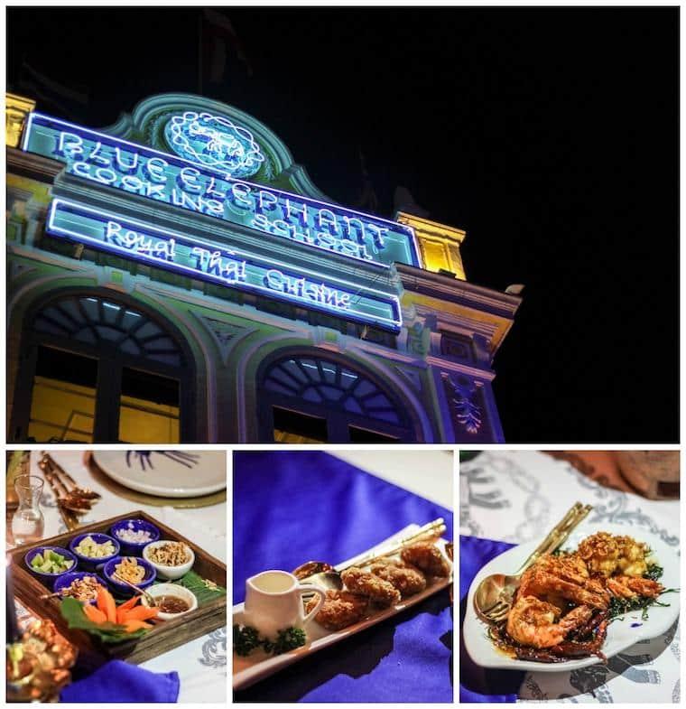 Blue Elephant Restaurante Bangkok