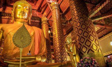 Wat Panan Choeng, templo budista de Ayutthaya