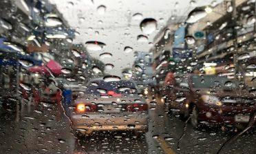 Viajei, choveu, mas e daí?