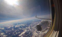 Não há calmante melhor que janela de avião