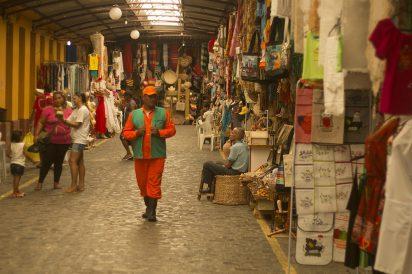 Mercado Municipal de Aracaju: comida e artesanato