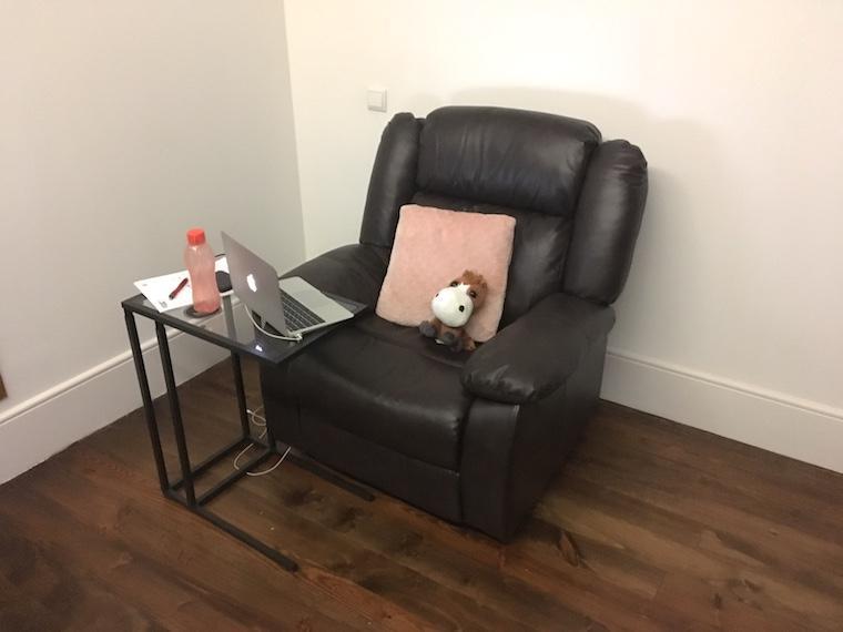 meu home office luiza