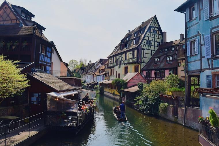 onde ficar em estrasburgo colmar frança