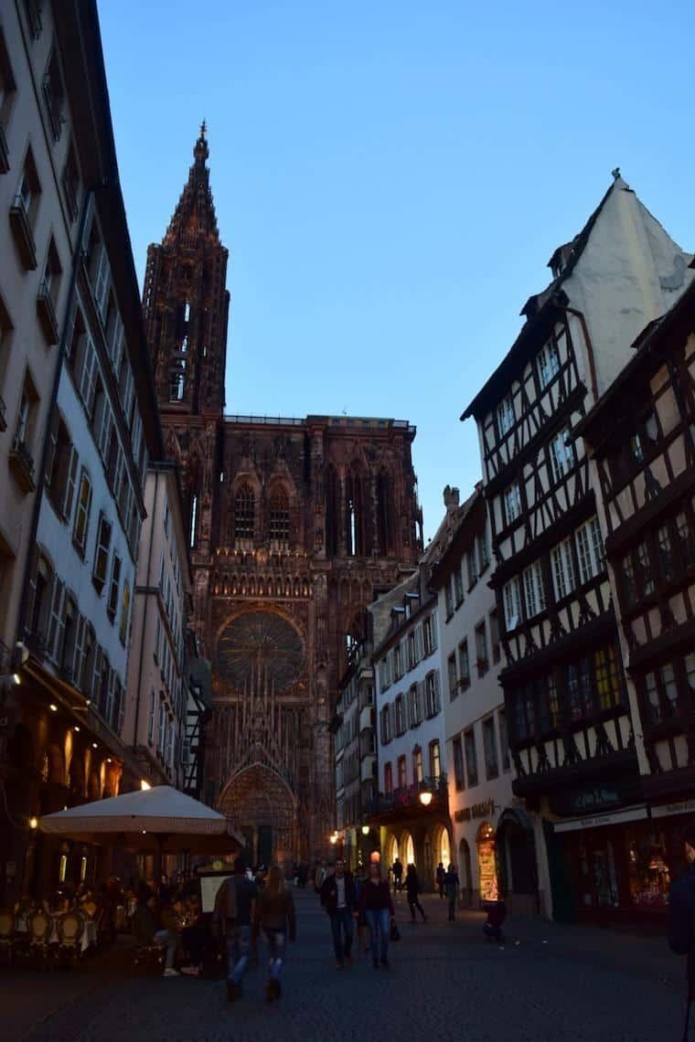 onde ficar em estrasburgo frança
