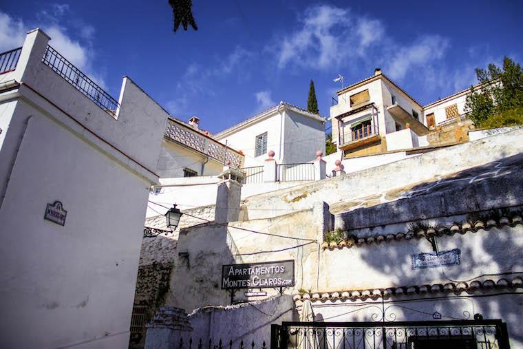 Onde ficar em Granada - Albacín