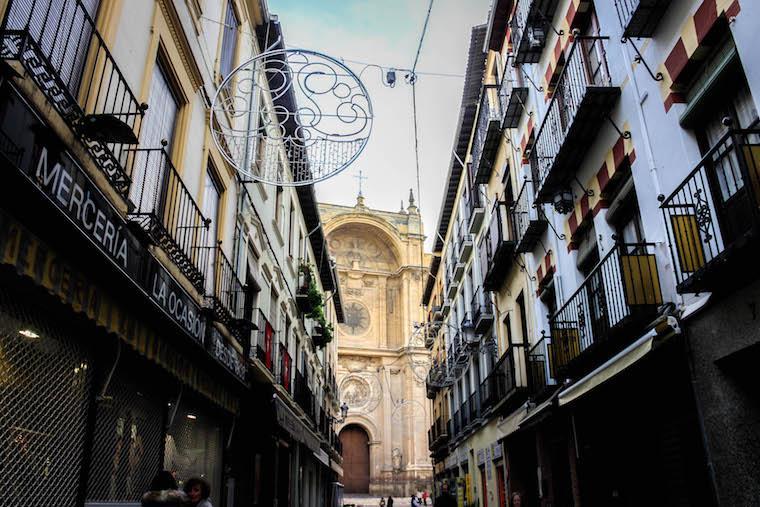 Ode ficar em Granada - Centro Histórico
