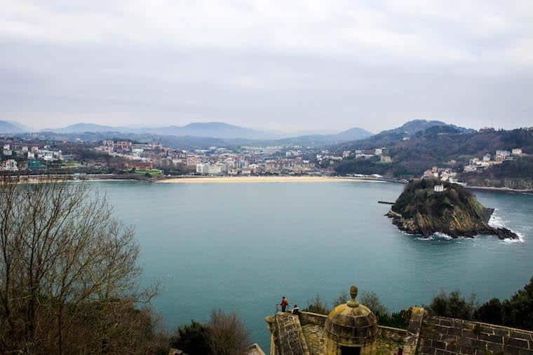 Onde ficar em San Sebastián, Espanha