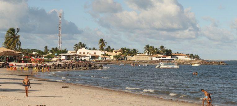 Praia do saco: passeio pelo litoral sul de Sergipe