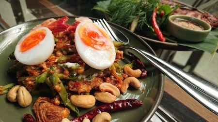 Onde comer em Bangkok: Never Ending Summer