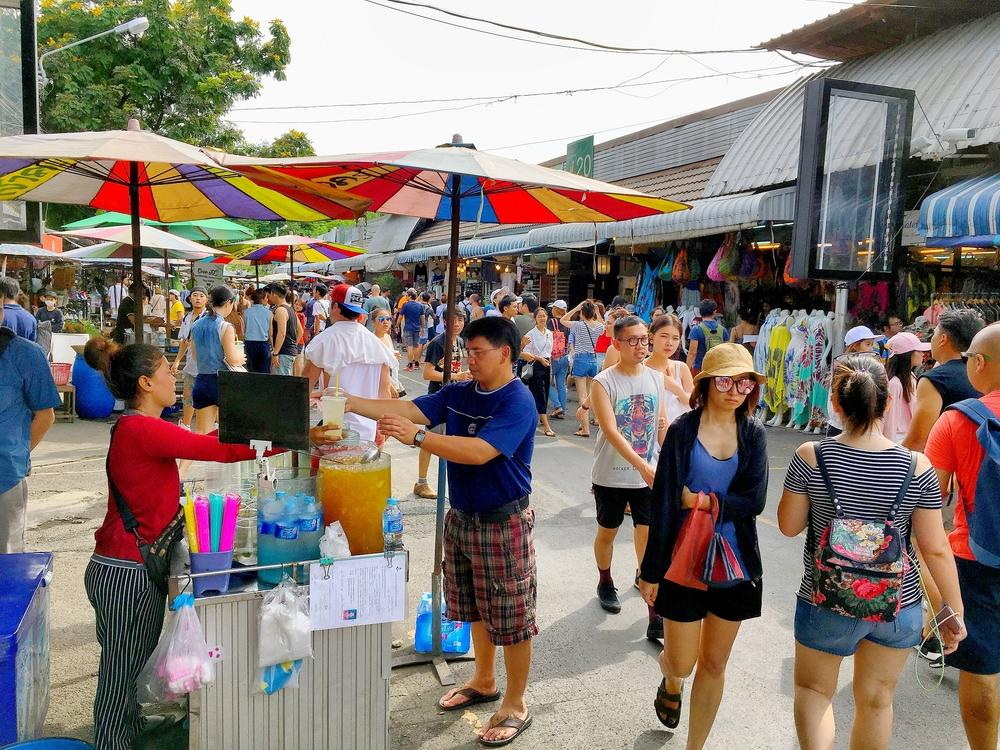 Chatuchak Market - Mercados de Bangkok