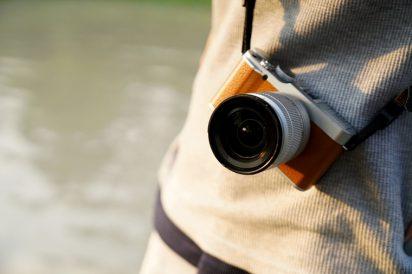 Como funciona uma câmera fotográfica