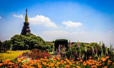 Parque Nacional Doi Inthanon: a montanha mais alta da Tailândia