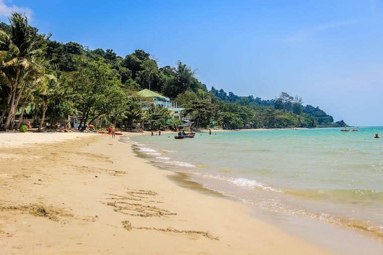 Reserva de Koh Chang - Tailandia