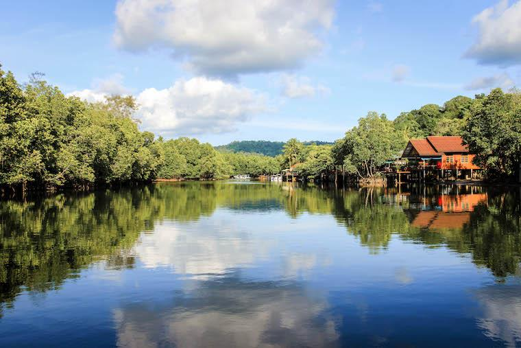 Reserva de Koh Chang - Koh Kood - Tailandia
