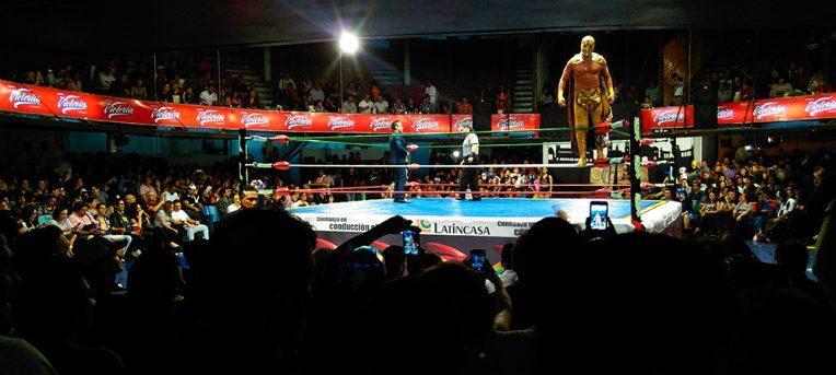 Luta Livre Mexicana: esporte e espetáculo na Cidade do México