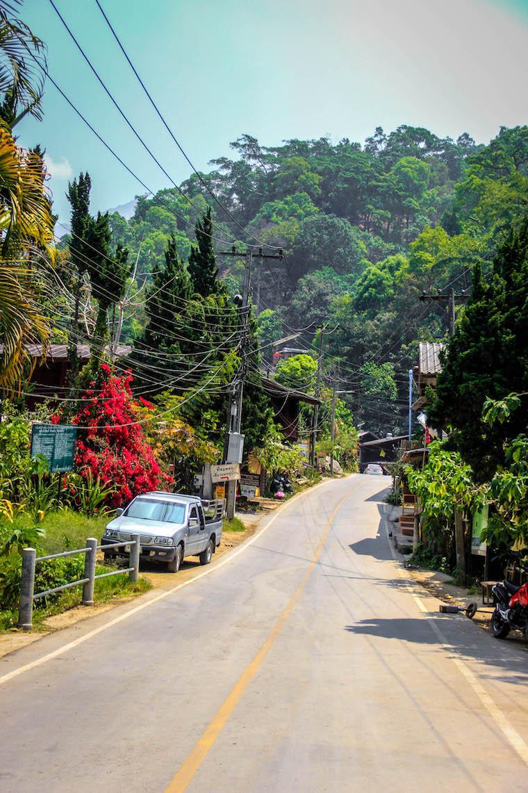Mae Kampong, vila perto de Chiang Mai
