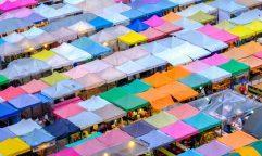 5 mercados para visitar em Bangkok