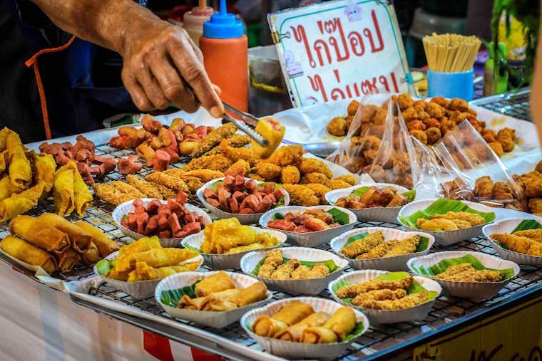 Mercados para visitar em Chiang Mai